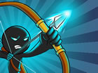 Stickman Archer: Mr Bow Fight ist ein intensives physikbasiertes Bogenschie&szl