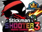 Stickman Shooter 3 ist zurück!! Die Amons uns Zombies und Monster greifen