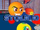 Stolk.io ist ein kostenloses io spiel. Stolk io ist ein Multiplayer .io Spiel,
