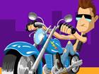 Beschleunige und sei ein echter Stud Rider ist ein cooles Spiel. Sammle Kraftst