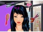 Hallo Mädels. Was ist mit einer neuen Frisur Spiel? Einfach zu spielen, weil f