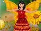 Sie legt auf die sonnenblume sonnenschein genie...