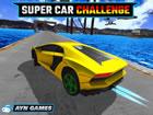 Erlebe aufregende Zeiten in Happy Renngebieten mit der Super Car Challenge. Ein