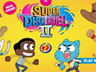 Super Disc Dual 2 ist eine sehr persönliche Air Hockey-Kampfarena. Scheibe