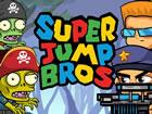 Begrüßen Sie die Super Jump Bros, in denen die Soldier Brothers grus