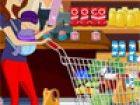 Bella, deine Schwester besitzt einen Supermarkt mitten in der Stadt. Der Diener