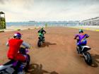 Super MX - The Champion ist ein Dirtbike-Simulatorspiel mit zwei Spiel modus op