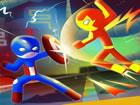 Super Stickman Held Kampf ist das beste Action Kampf Arcade Spiel bei spiel1.co