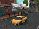 Supercar Endless Rush ist ein neues lustiges exklusives Autofahrspiel von vital
