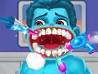 Seien Sie der beste Zahnarzt in dieser Superhelden klinik! Unser ganzer Patient
