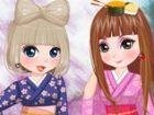 Dieses Wochenende bedeutet für Jenna und Sakura Sushi Party! Sie haben einen K