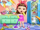 Spielen Sie Hausverjüngungskur und chaotisches Spielplatzreinigungsspiel f