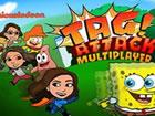 Nickelodeon Multiplayer Spiele können Sie nicht an jedem beliebigen Tag sp