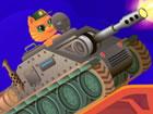 Tank Stars ist sowohl eine Strategie- als auch eine Physikkanone, mit der Panze