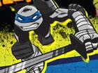 Helfen Sie dem TMNT-Team Mikey, Raphael, Donnie, Leo und April, gegen ihre Fein