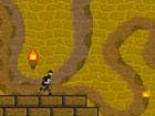 Tempel der vier Schlangen ist ein abenteuerliches Plattformspiel. Spiele als En