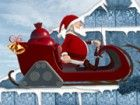 Weihnachten kommt der Weihnachtsmann und seine Rentiere verloren. Ohne sie wird