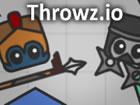 Throwz.io ist das beste PVP .IO-Spiel. Throwz io ist ein Multiplayer Axe Wurf .