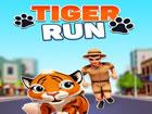 Sehr aufregendes und interessantes Tiger Parkour Spiel, so lustig wie U-Bahn Pa