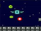Springe und schieße durch den Weltraum! Kannst du das böse Imperium