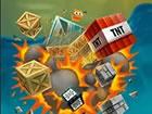 Sprengen Sie mit Ihrer TNT-Bombe in diesem lustigen 3D-Puzzlespiel die Dinge in