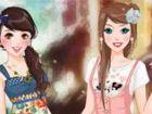Sarah und Bella hatte einen erstaunlichen Sommer in Tokio. Sie besucht die Muse
