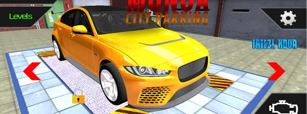 Eines der interessantesten 3D-Autospiele ist hier auf spiel1.com, wo liebe Kind