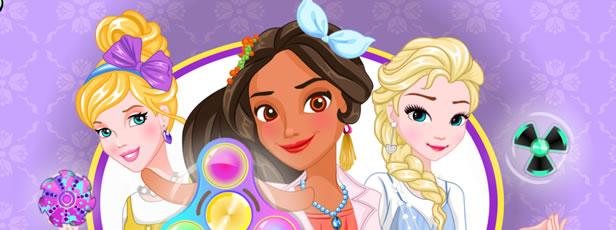Disney Prinzessinnen Aschenputtel, Eiskönigin Elsa und Avalor Prinzessin Elena