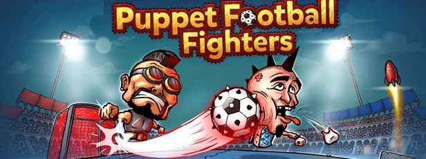 Puppet Soccer Fighters ist ein fantastisches Fußballspiel mit einem Twist! Die