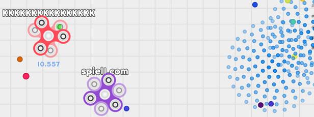 Spinz.io, würdest du gerne eines der lustigsten Spiele mit dem berühmtesten S