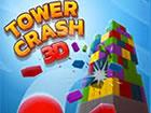 Tower Crash 3D ist eine Kombination aus einem 3-Gewinnt-Puzzle und der fantasti
