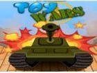 Ihr Spielzeug verrückt geworden und Ihr Spielzeug Tank begann ein Krieg. Sie m
