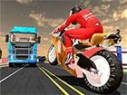 Traffic Fahrradrennen - 3D Rennspiel ist das beste Moto-Verkehrsfahr-Simulators