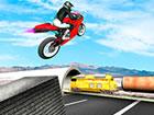 Bike vs. Train ist ein fantastisches Simulationsspiel, in dem Sie Fahrrad fahre