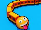 Trains.io 3D ist ein schlüpfriges Zugspiel in der 3D-Welt. Werde zum gro&s