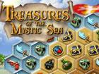 Treasures of the Mystic Sea ist ein hochwertiges und erstaunliches 3-Gewinnt-Sp