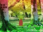 In diesemTrekking Jungen Wald Fluchtsp...