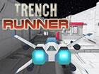 Trench Runner ist ein Endlos Runner Spiel aus der ersten Person. Die Zukunft is