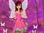 Diese schöne Rosa Fee liebt zu verkleiden. Sie ist immer trendy und vorsichtig
