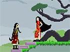 Geschichten erzählen vom mythischen Schrein des Schicksals, der sich am En