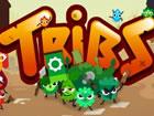 Tribs.io ist ein .io-Spiel über Stammeskriege. Es gibt 3 Stammcharaktere, mit