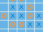 Ultimate Tic Tac Toe ist ein klassisches Papier- und Stiftspiel mit einem Raste