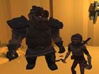 Underworld ist ein 3D-Actionspiel. Folgen Sie den grünen Flecken und finde