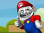 Hilf Mario, durch jedes Level zu kommen, das voller versteckter Hindernisse ist