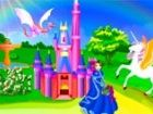 Dieses Schloss ist geschützt durch einen riesigen Drachen und eine Armee von S