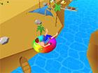 UpHill Rush Slide Jump ist ein unterhaltsames endloses Schiebespiel, in dem Sie