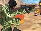 US Commando ist ein 3D-Shooter-Spiel, in dem Sie als tapferer Soldat spielen, d
