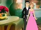 Bei diesem Fluchtspiel, während der Valentinstagsparty mit ihrem Freund, v