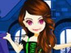 Jinx ist ein Vampir Prinzessin, die im Hotel Transylvania funktioniert! Ihr Hau