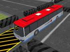 Vegas Stadt Autobahn Bus ist s Parkplatz-Sim...